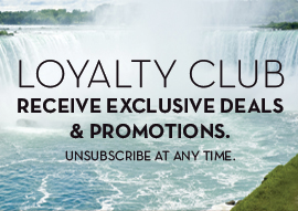 Loyalty Club - Ramada by Wyndham Niagara Falls Near the Falls