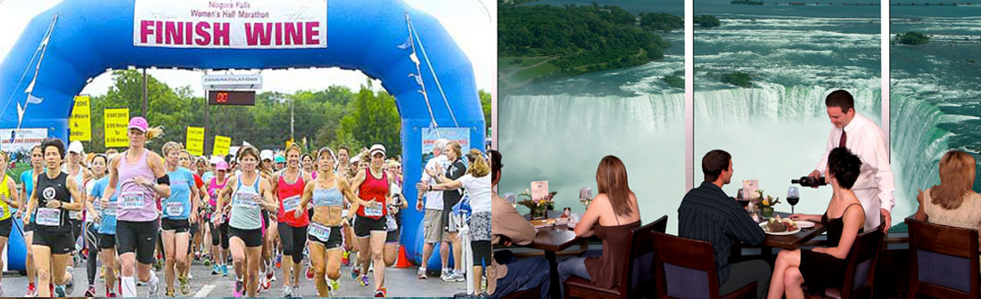 Ramada by Wyndham Niagara Falls Near the Falls - Niagara Falls Womens Half Marathon Package